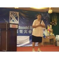 20080720 Testimonial Sharing